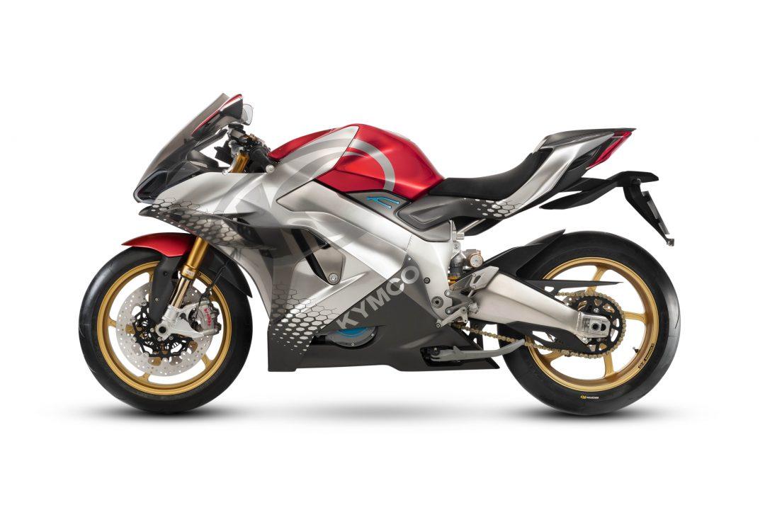Kymco SuperNEX är en ny elektrisk supersportmotorcykel som visades på MC-mässan EICMA 2018 i Milano nyligen.