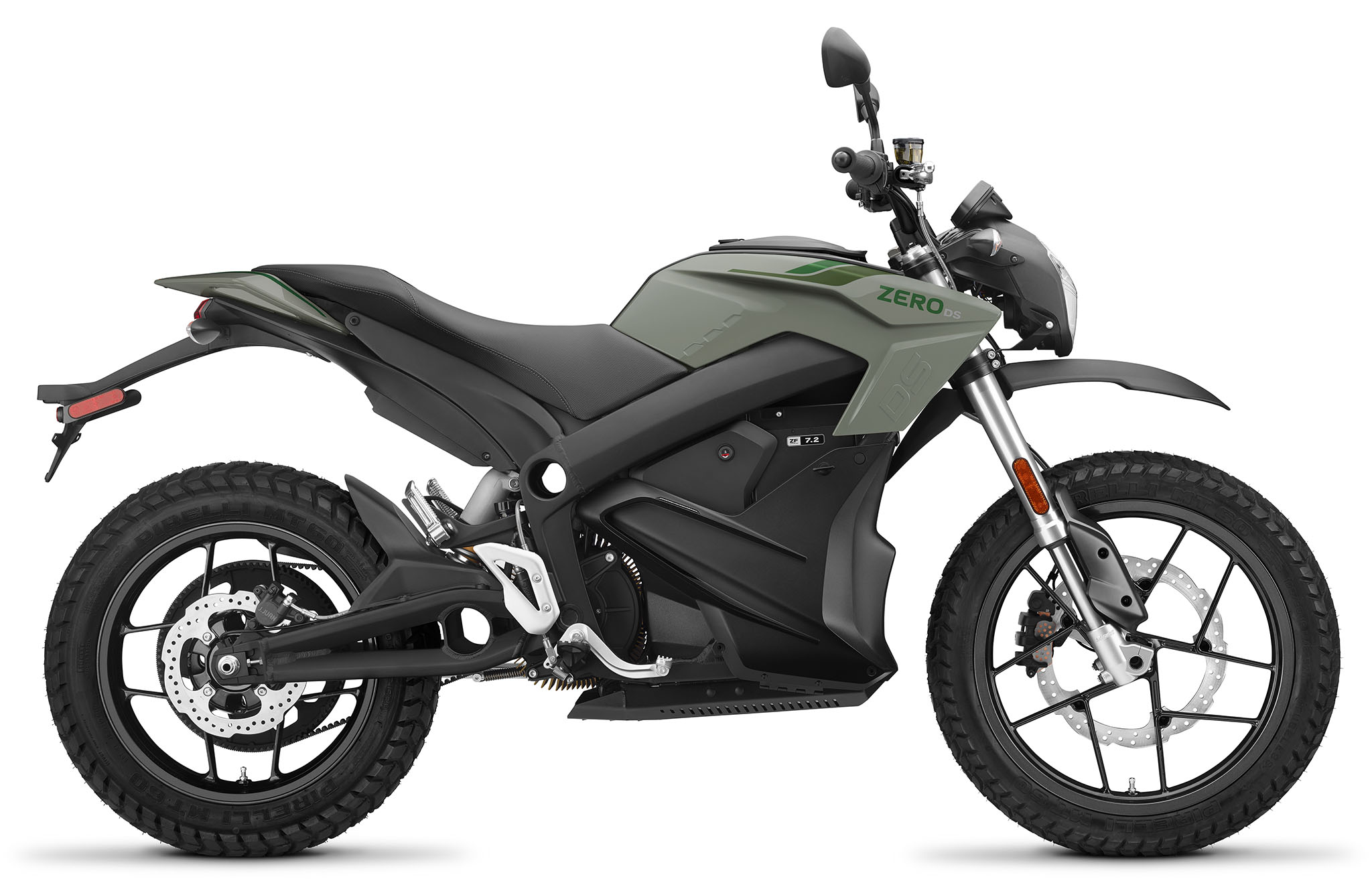Zero DS finns bara i 11 kW-utförande som 2021 års modell.