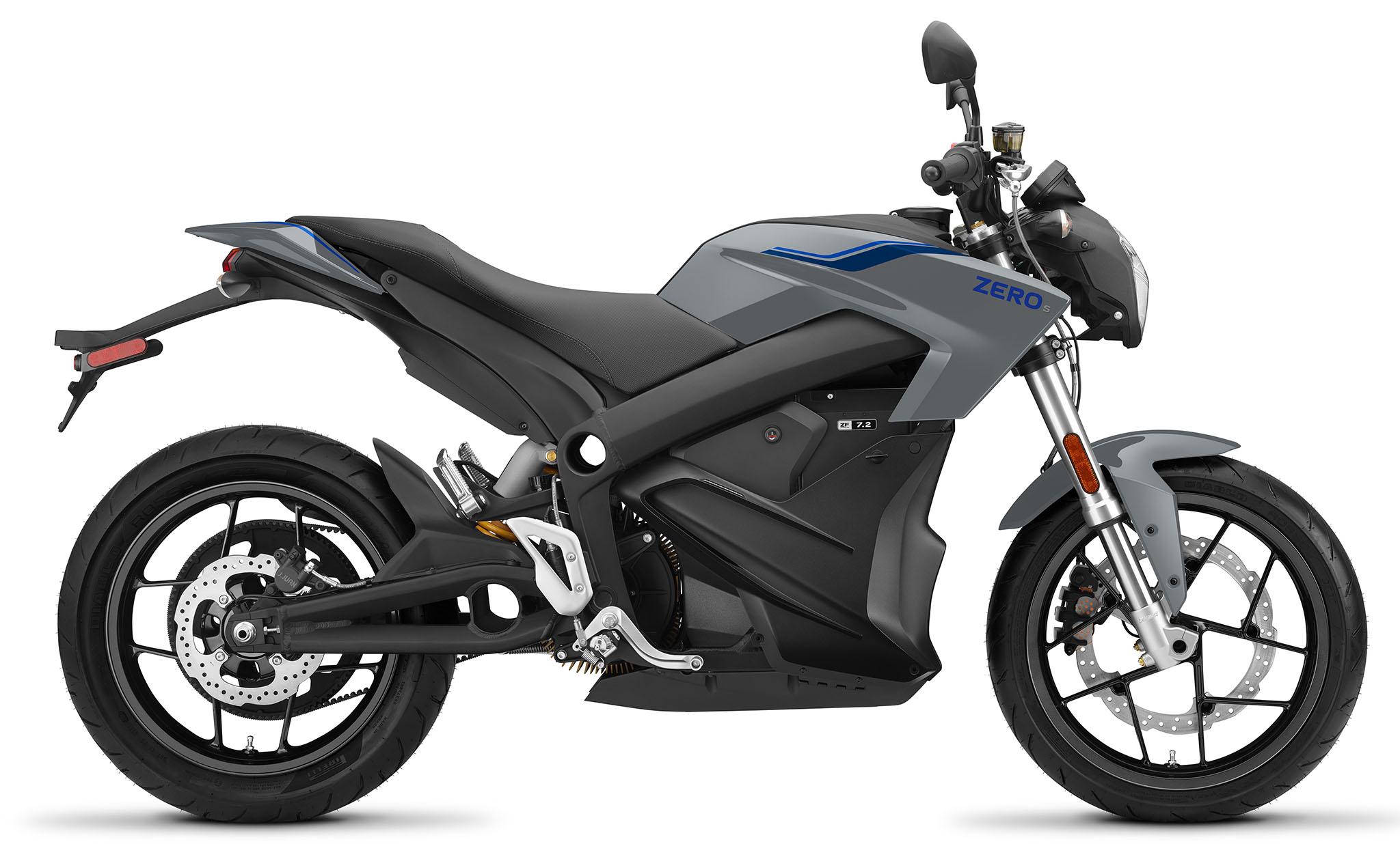Zero S finns bara i 11 kW-utförande som 2021 års modell.