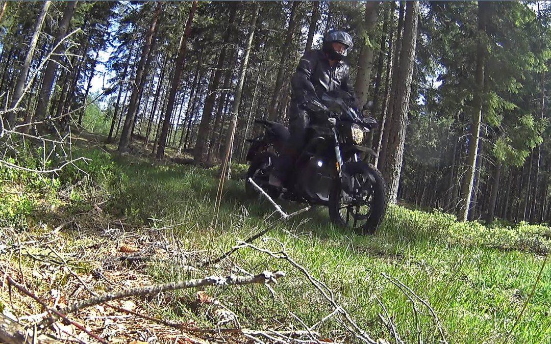 En DSR i Black Forest-skogen