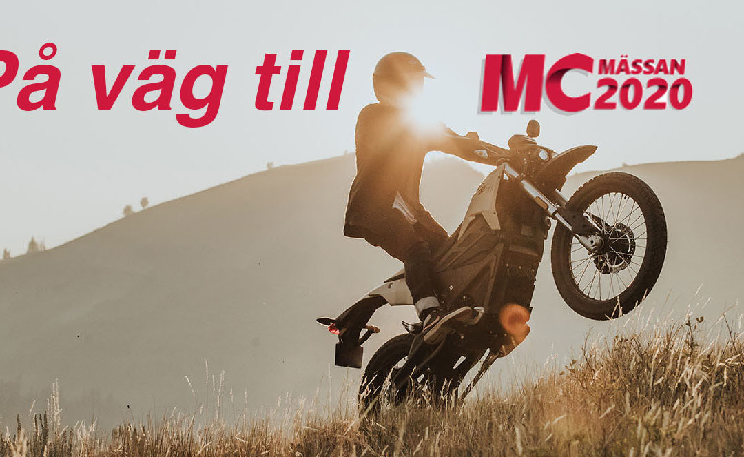 Ses vi på MC-mässan 2020 i Göteborg?