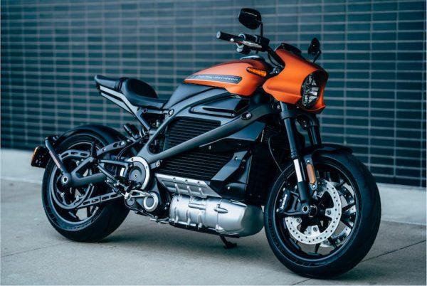 H-D Livewire. Bildkälla: Harley-Davidson