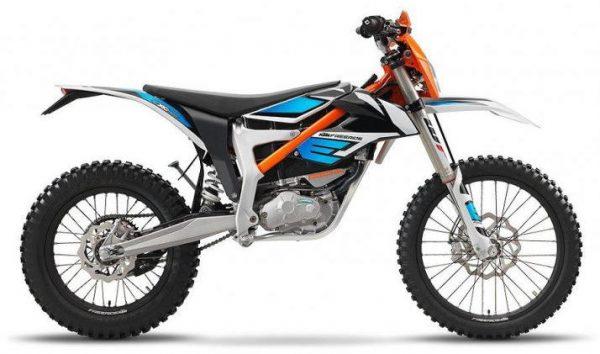 KTM E-Freeride. Bildkälla: KTM.