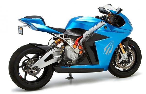 Lightning LS-218. Bildkälla: Lightning Motorcycles.