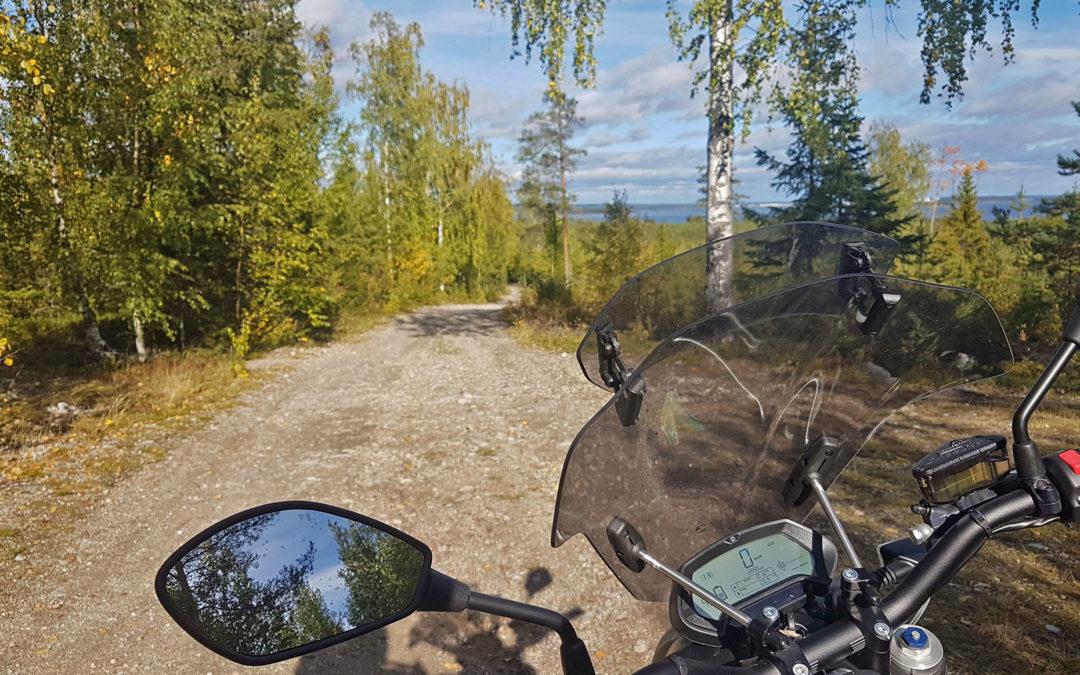 Första månaderna med Zero DSR – en höst att minnas i Skellefteå!