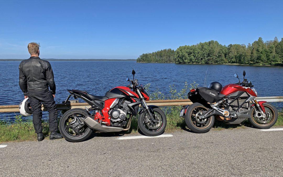 Testdrive Zero SR/F – med en sommars samlade erfarenheter