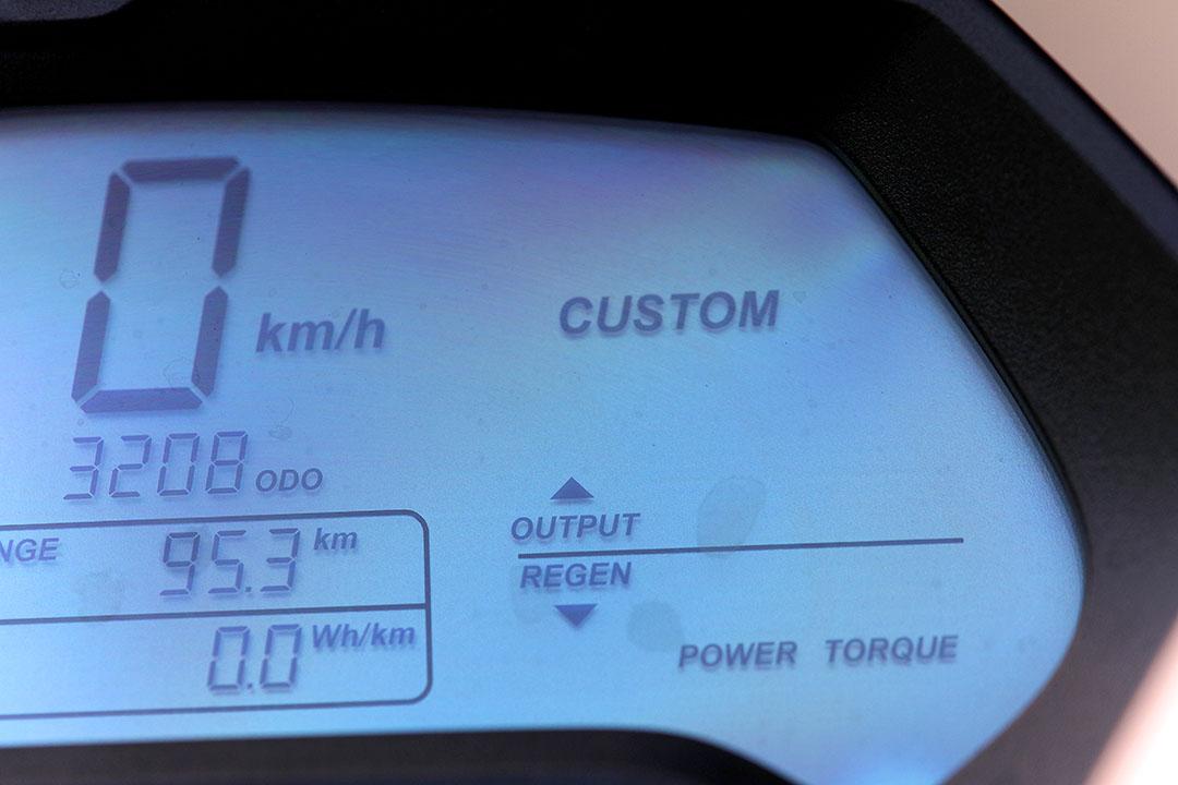 Min rekommendation är att du kör på Custom-läget och använder appen för att anpassa det efter just din körstil. Testa dig fram och se vad som passar dig bäst. Foto: Petter Hammarbäck