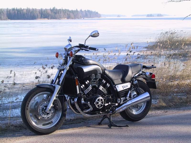 Yamaha Vmax 2002 i min ägo mellan 2002-2007.