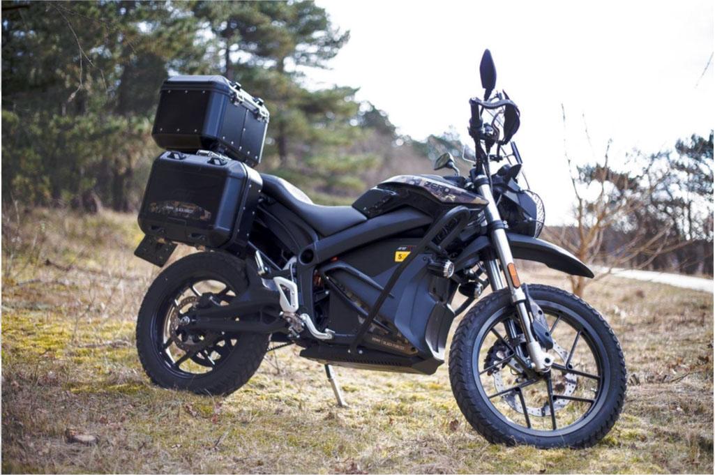 Zero DSR Black Forest Edition 2018.