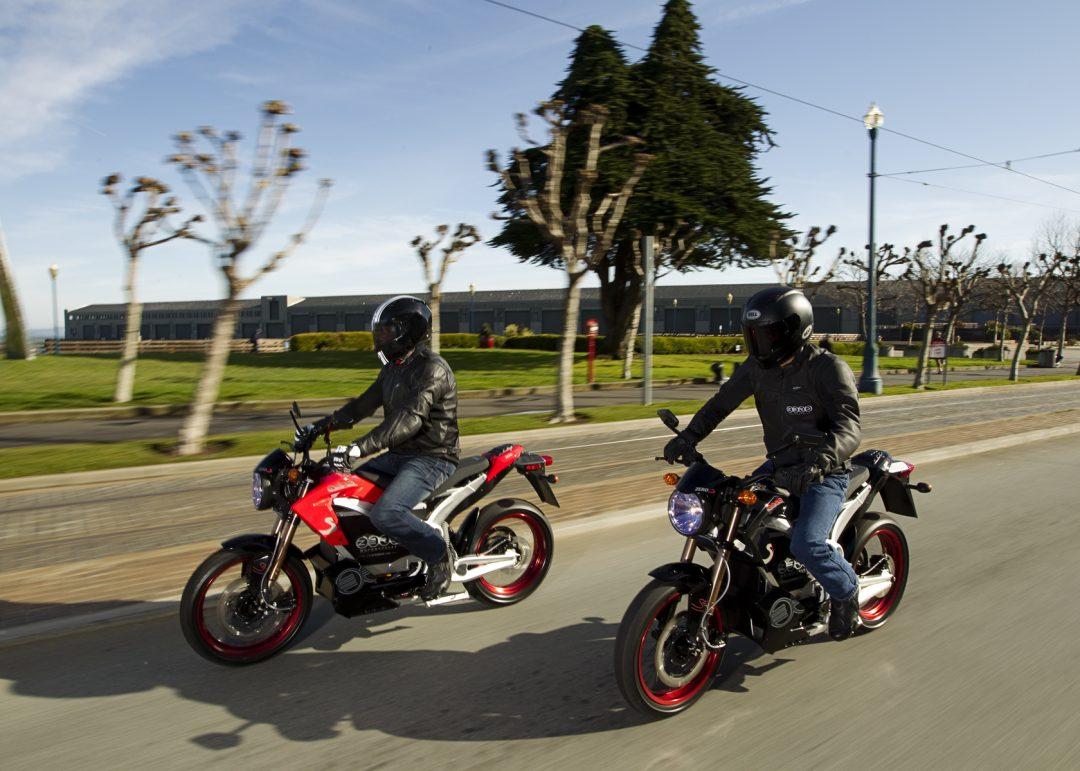 Zero S årsmodell 2011. Foto Zero Motorcycles.