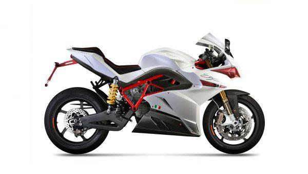 Energica Ego. Bildkälla: Energica Motorcycles.