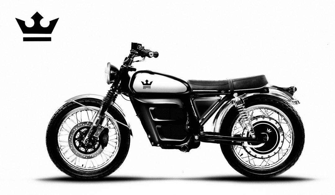 Regent No.1 är en svenskutvecklad elmotorcykel i retrostil.